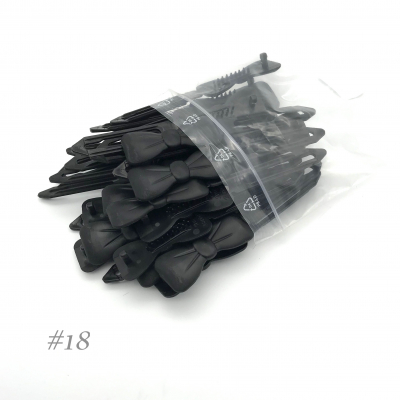 Auer Hairclips Big Pack #18 negro