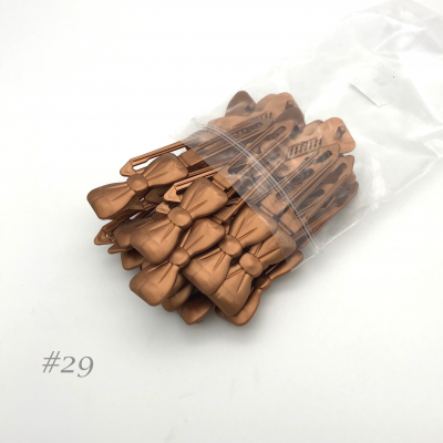 Auer Hairclips Big Pack #29 copper
