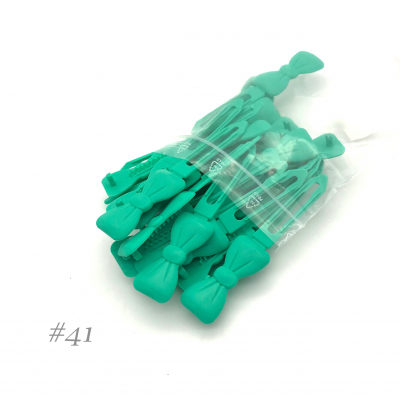 Auer Hairclips Big Pack #41 pool green
