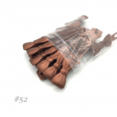 Auer Hair Clips Big Pack #52 pearl mocca