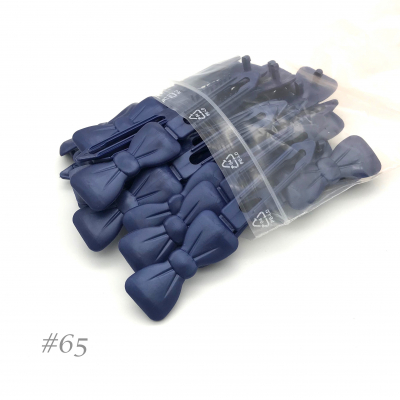 Auer Hairclips Big Pack #65 perla azul de medianoche