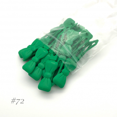 Auer Hairclips Big Pack #72 mint green